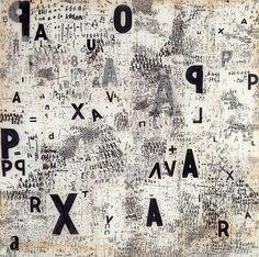 Mira Schendel, Exhibition, Mixed-media - Tate Modern, London, United-Kingdom