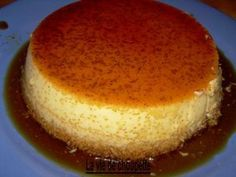 FLAN COCO ANTILLAIS Sweet Breakfast, Cake Recipes, Cheesecake, Deserts, Food And Drink, Sweets, Cooking, Ethnic Recipes, Mojito