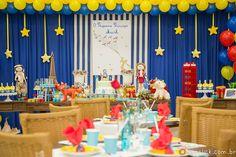 Inspiração festa O Pequeno Príncipe