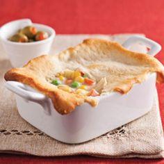 Pâté au poulet express - Soupers de semaine - Recettes 5-15 - Recettes express 5/15 - Pratico Pratique