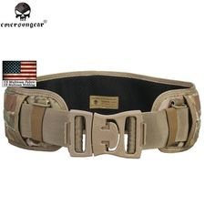 17421fecdf Mens Army Military Tactical Padded Belt Camo