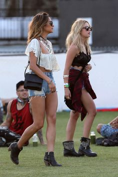 Celebrities at the Coachella Music Festival - Celebrities at Coachella! - Cosmopolitan