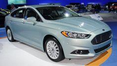 Ford Fusion Energi SEL
