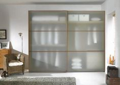 semi transparent wardrobe