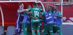 Palmeiras vence com brilho de Scarpa e fecha 1ª fase com melhor campanha