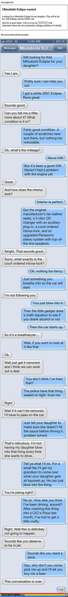The 9 Most Epic Texting Pranks Of All Time. Haha!