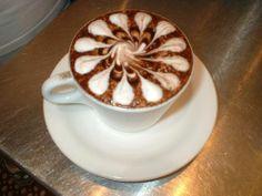 Coffee Art - Incredible Works of Art on Coffee / Lattes/ ThinkNice.com (art,coffee,barista,latte,coffee art,latte art,barista art,amazing,interesting)