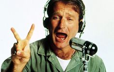 Good Morning Vietnam - Totally funny movie. A great reminder about how much laughter assists people in the midst of difficulty.