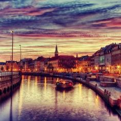 Copenhagen - I can't wait to live here