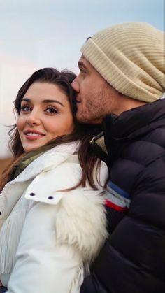 Cute Couples Goals, Couple Goals, Hijab Dp, Bunny Dance, Art Photography Portrait, Ideas For Instagram Photos, Popular People, Movie Couples, Turkish Beauty