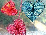 15 Cool DIY Valentine's Day Garlands | Shelterness