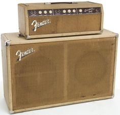 1963 Fender Bassman