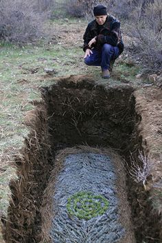 The Rebirth of Death:  Natural Burial (and Build Your Own Coffin Plans) - From The Tangled Nest blog