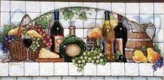 Wine, Fruit 'n Cheese