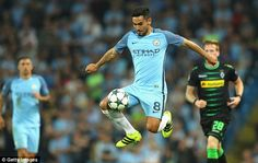 Ilkay Gundogan has the energy, application and creative strength to thrive at Manchester City