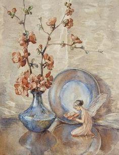 Margaret Winifred Tarrant (English, 1888-1959).