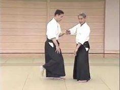 Nishio Aikido: shihonage - YouTube