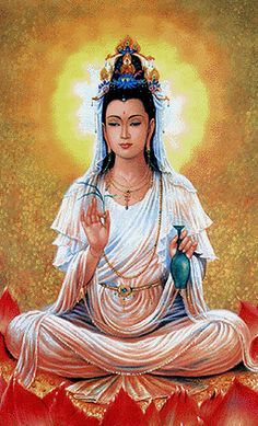 """""""Kwan Yin"""" (Goddess of Mercy and Compassion) She resides in all of us..."""