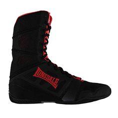 Adidas Speedtex 16.1 Mens Adult Boxing Trainer Schuh Stiefel rotschwarz