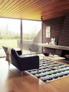 SCP - rug and sofa - lovely house