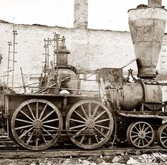 A steam locomotive is a railway locomotive that produces its power through a steam engine. Steam locomotives were first developed in Great Britain during the early 19th century. it was invented by Richard Trevithick in1771.