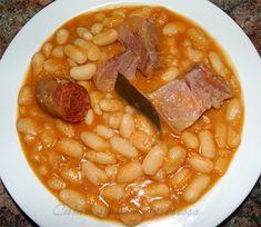 Spanish Kitchen, Spanish Food, Slow Cooker Recipes, Crockpot Recipes, Egyptian Food, Mexican Food Recipes, Ethnic Recipes, Winter Food, Chana Masala