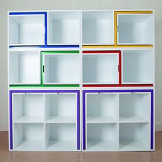 Multifunctional Bookcase by Orla Reynolds. Just toooooo clever!!