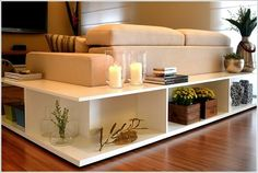 Amazing Interior Design Pull Focus in Your Home with a Unique Shelving Design