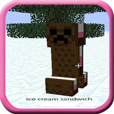 Ice Cream Sandwich MCPE - Android Apps on Google Play