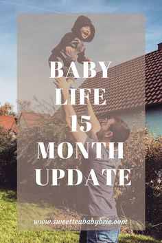 Baby Life 15 Month Update