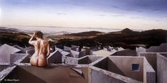 "Roland Heyder - "" The Labyrinth "", 1983"
