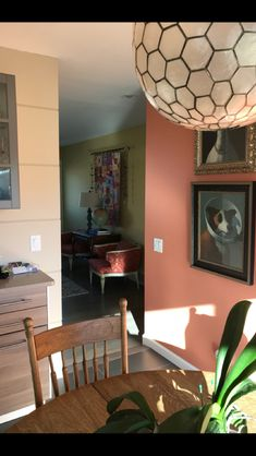 You Can Really See The Green Undertones Of Sherwin Williams White Raisin From Here Subdued Sienna On Right Benjamin Moore Strand