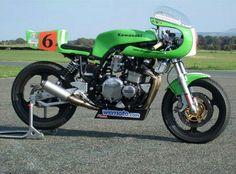 Kawasaki zed endurance racer.
