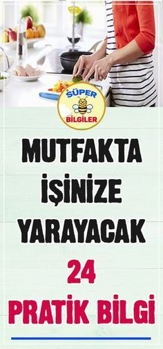 Mutfakta işinize yarayacak 24 pratik bilgi! #pratikbilgiler #mutfak Karma, Good Food, Cleaning, Food And Drink, Good Things, Life, Landscaping, Foods, Desserts