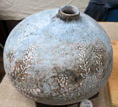 Yo Thom - A Place Called Space: Oxford Ceramics Fair - 2015