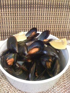 Soute' di cozze ricetta di pesce