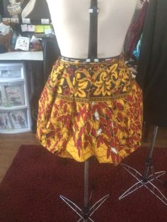 Bubble skirt by Kimberly of Che Bella Donna Boutique