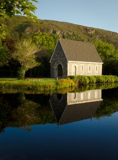 Gougane Barra ...by far my favorite place in Ireland.