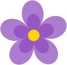 ladylony — «flower_purple.png» на Яндекс.Фотках