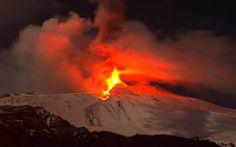 Etna, february 9th, 2012
