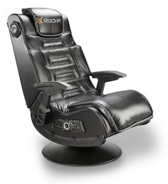 X Rocker Gaming Chair Video Wireless Game Chair Audio Xbox PS4 PS3 Nintendo New #XRocker