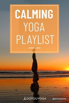 Try This 45-Minute Yoga Playlist for a Calming Practice #yoga #playlist #yogaplaylist #health