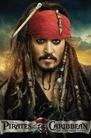 jonny depp pirate - Google Search
