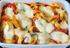 12 szaftos töltött vagy rakott olasz tészta