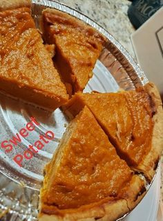 Pie Recipes, Dessert Recipes, Quick Recipes, Cooking Recipes, Baking Desserts, Simple Recipes, Delicious Recipes, Sweet Potato Wedges, Morocco