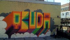 O K U D A Bronx .New York 2009 by Okuda