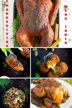 Indian thanksgiving recipes