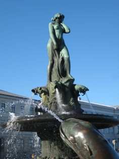 Havis Amanda Washington Houses, London Icons, Imperial Palace, St Barts, Paradise On Earth, Mount Vernon, Helsinki, Capital City, Public Art