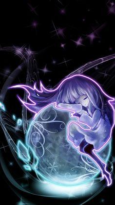 Deemo - Moon without the stars Brave Frontier, Demon Art, Satsuriku No Tenshi, Weird Creatures, Cute Anime Character, Music Covers, Kawaii Anime, Game Art, Fantasy Art