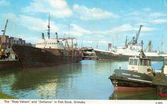 Grimsby Docks 1970s 2 Large.jpg 1,024×638 pixels